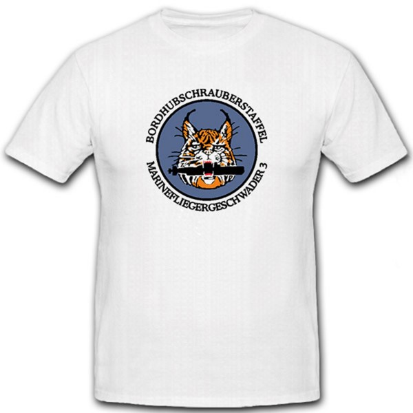 MFG 3 Bordhubschrauberstaffel - T Shirt #6782