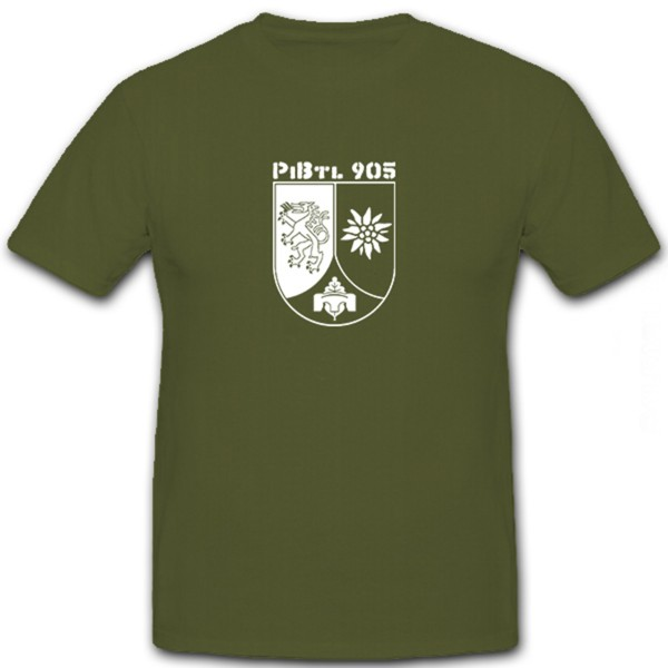 PiBtl 905 Tarnuniform- T Shirt #5803