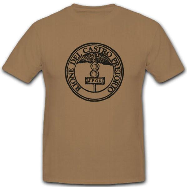 Römische Siegel von Castro Pretorio der XVIII Wappen Abzeichen - T Shirt #3722