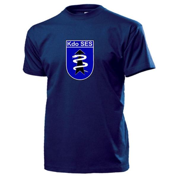 Kommando Schnelle Einsatzkräfte Sanitätsdienst Kdo SES - T Shirt #13156