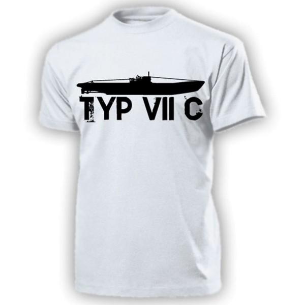 U-Boot 96 Typ VIIC Marine Deutschland Grauer Wolf Modell Hemd- T Shirt #13190