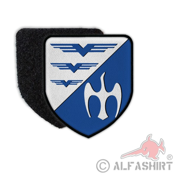 Patch USLw NCO School of the Air Force Bundeswehr Germany # 36168