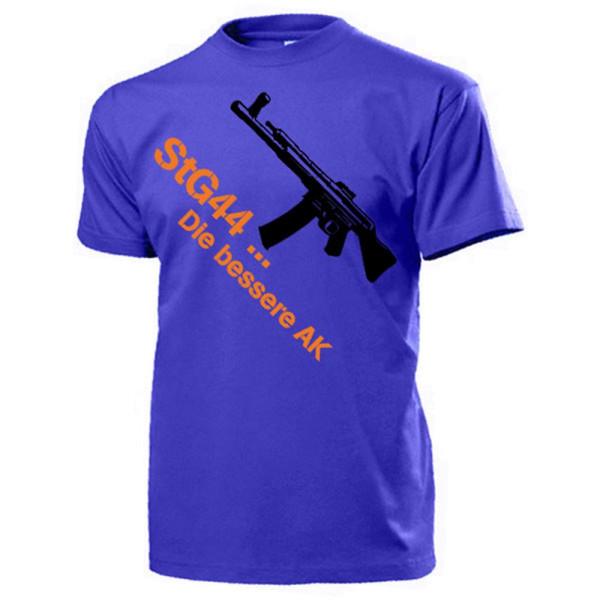 Die bessere AK Strumgewehr MP44 Maschinenkarabiner Wh Kaschi - T Shirt #13311