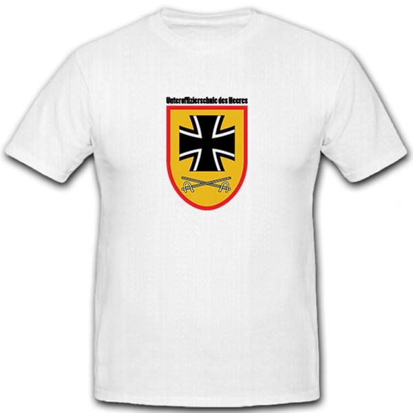Unteroffizierschule des Heeres- T Shirt #6331