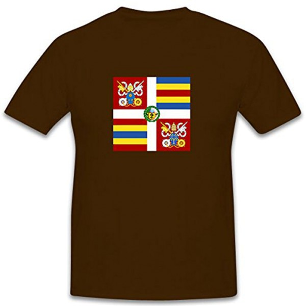 Swiss Guard Régiment des Gardes Suisses et Grisons - T-shirt # 11227