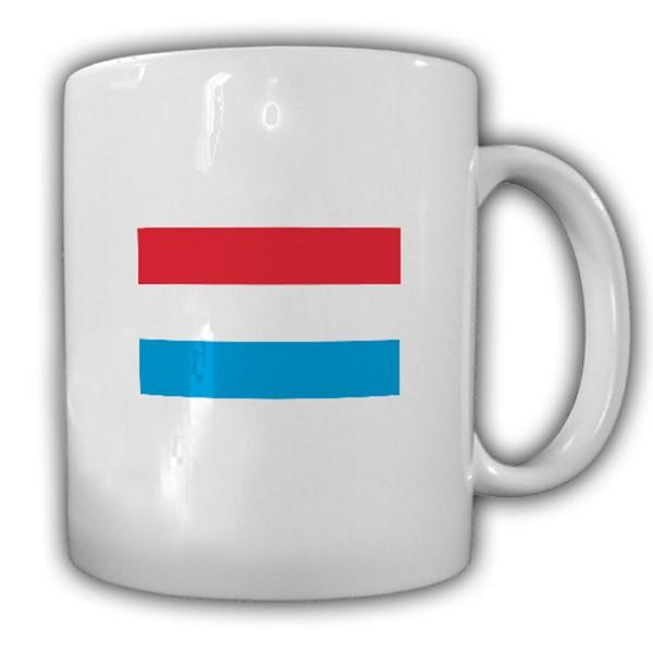 Großherzugtum Luxemburg Groussherzogtum Lëtzebuerg - Tasse #13693