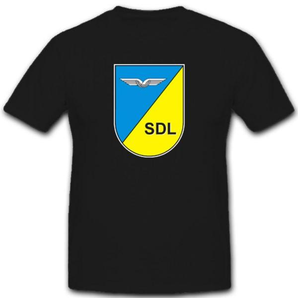 Verband Wappen Stammdienststelle Luftwaffe Bundeswehr T Shirt #1938