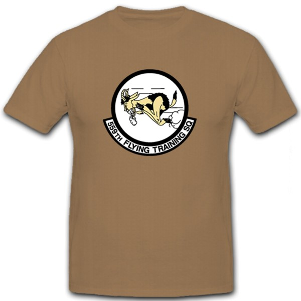 559th FTS Tactical Flying Squadron Training SQ Wappen Abzeichen - T Shirt #12664