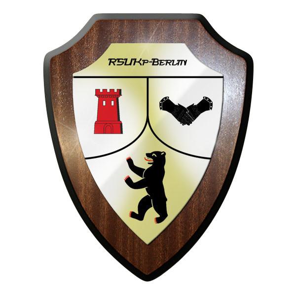 Wappenschild - RSUKp Regionale Sicherungs- und Unterstützungskräfte #11647