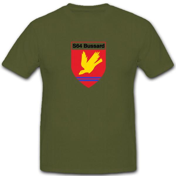 S64 Bussard Schnellboot der Deutschen Marine Bussard - T Shirt #4442