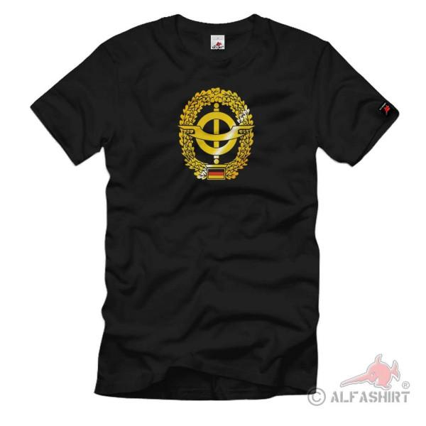 Beret Badge Resupply Logistic Troop Army Railway - T Shirt # 582