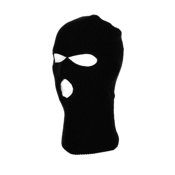 Sturmhaube 3 Loch Maske GSG9 KSK Spezialeinheit Anti Terror Sturmmaske #11297