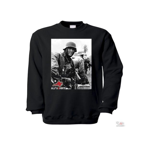 Sweater German soldier Landser Elite Ardennes ALFASHIRT Division # 36159