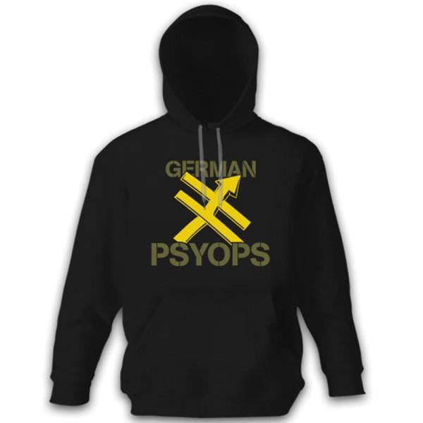 German Psyops Troop for Operational Communication - Hoodie # 10632