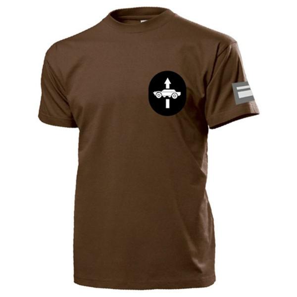 NVA Unterfeldwebel der Aufklärer UTV Dienstgradabzeichen - T Shirt #13129