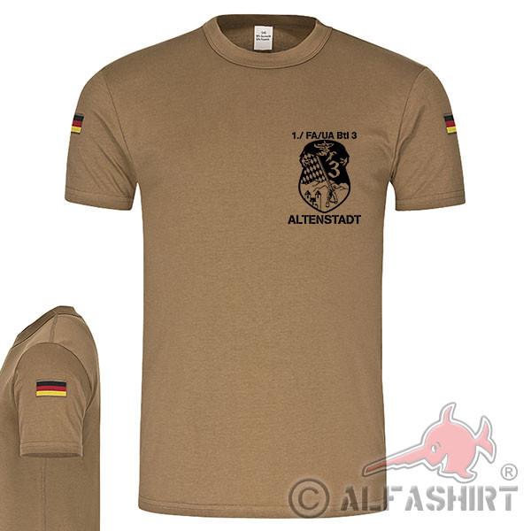 1Kp FA UA Btl 3 Sergeant Sergeant Battalion BW Tropical Shirt # 17549