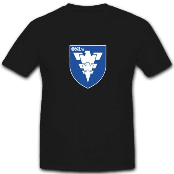Offizierschule der Luftwaffe in Fürstenfeldbruck Bundeswehr - T Shirt #4234