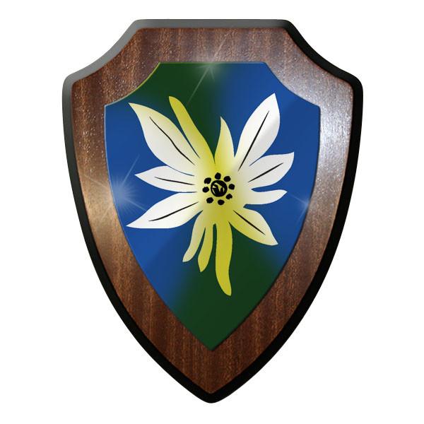 Wappenschild / Wandschild - JaboG 34 Jagdbomber Geschwader Bund Bw #10064