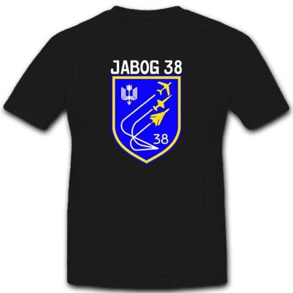 JaboG 38 Jagdbombergeschwader 38 Militär Luftwaffe T Shirt #2636