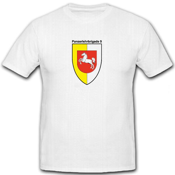 Panzerlehrbrigade 9 - T Shirt #5822