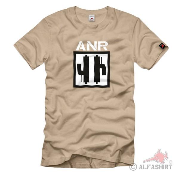 Aeronautcia Nazionale Repubblicana A.N.R Italien Luftwaffe - T Shirt #1125