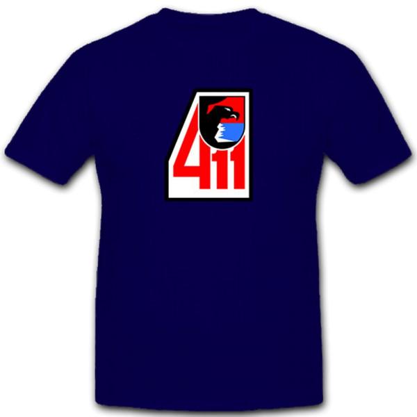 1. Staffel 411 JaboG LeKG 41 Husum deutsche Luftwaffe BW - T Shirt #5199