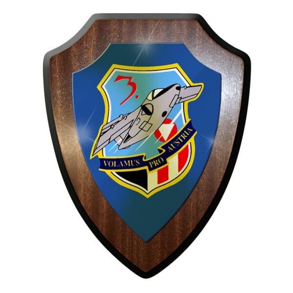 Wappenschild- Volamus Pro Austria- Überwachungsgeschwader 3 #11707