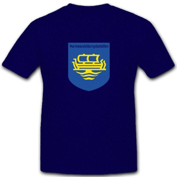 Marineausbildungsbataillon Bundesmarine Ausbildungsbataillon - T Shirt #4555