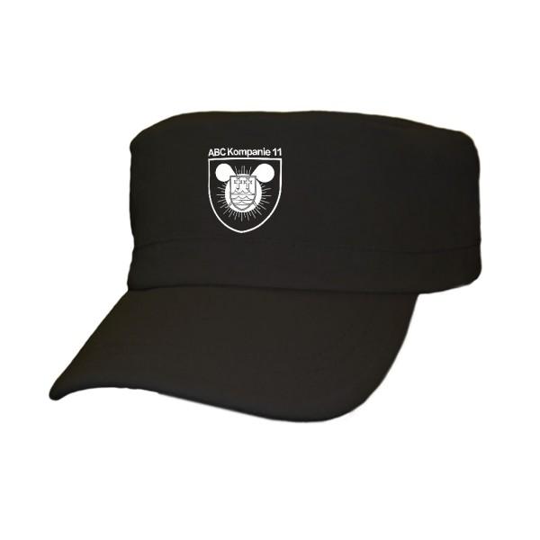 ABC Kp Company 11 Bundeswehr Bund Bw Coat of Arms Badge - Cap Cap # 11074