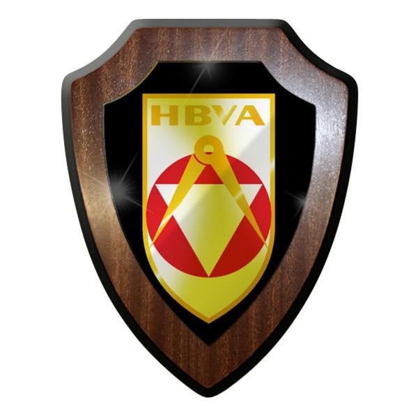 Wappenschild - HBVA Heeresbau und Vermessungsamt Bundesheer #10085