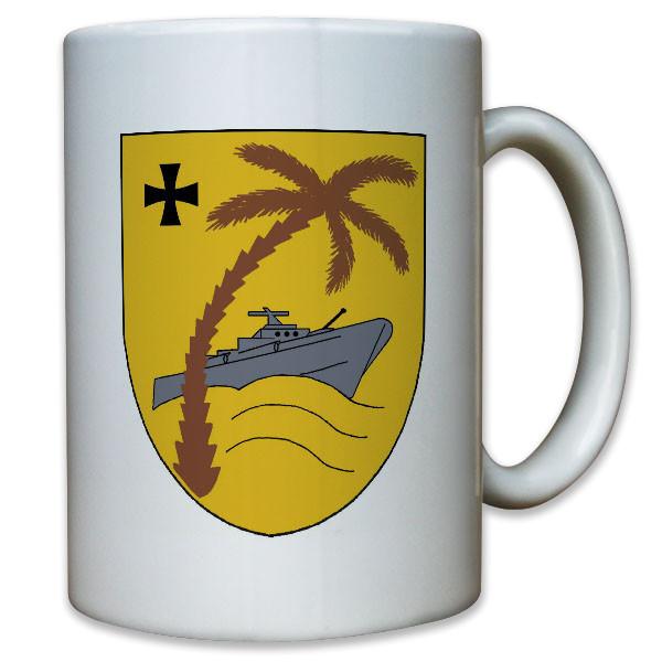 Schnellbootgeschwader Schnellboot Geschwader Marine Bundeswehr - Tasse #11357