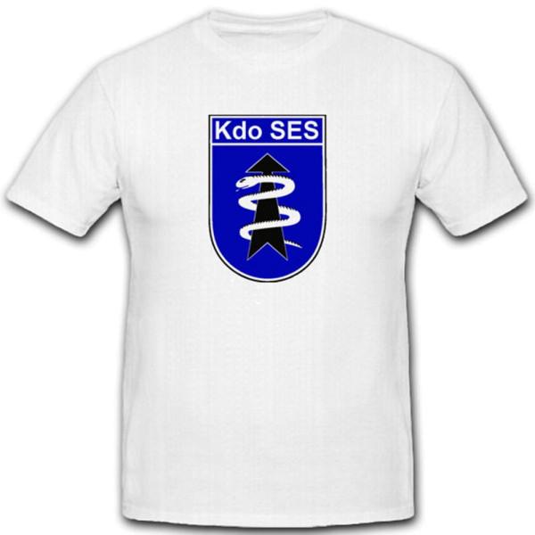 Kdo Ses Kommando Schnelle Einsatzkräfte Sanitätsdienst T Shirt #2895
