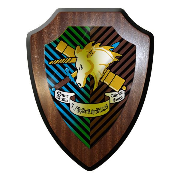 Wappenschild / Wandschild / Wappen - PzArtLehrBtl Panzer Artillerie Lehr #8686
