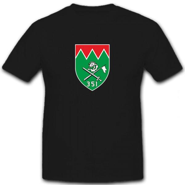4 PzGrenBtl 351 Hammelburg- T Shirt #5925