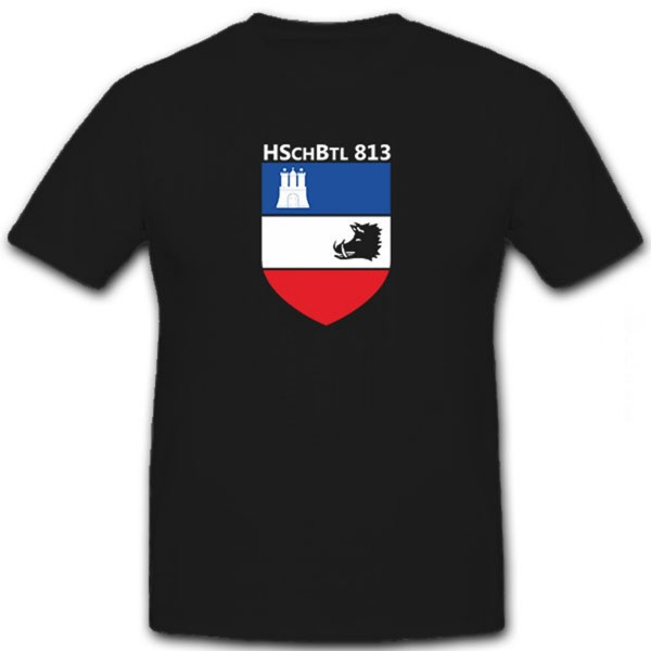 HSchBtl 813 - T Shirt #6593