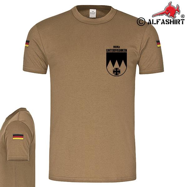 BW Tropics RSU Kp Lower Franconia Company Bundeswehr Reservists Fuse # 17100