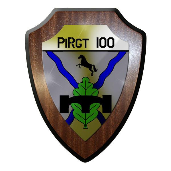 Wappenschild - PiRgt 100 Pionierregiment Pioniere Panzer Bundeswehr Bund #8862