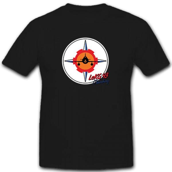 LeKG 43 Leichtes Kampfgeschwader Oldenburg Luftwaffe Logo - T Shirt #11310