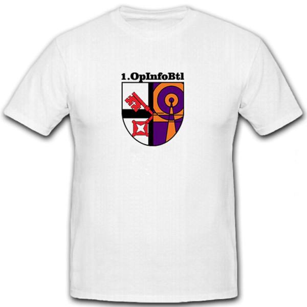 1 OpInfoBtl - T Shirt #5781