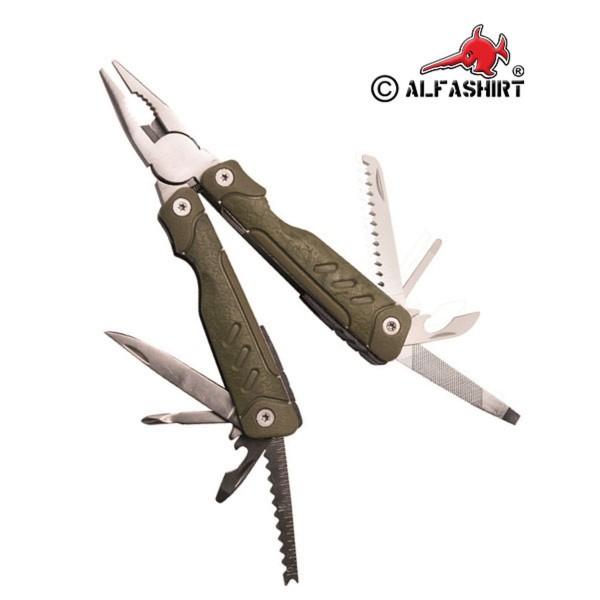 Tactical Kombi Tool Tactical Werkzeug Zange Multitool Combat Taschenmesser 16375