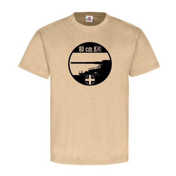 Eisenbahngeschütz Gustav 80cm Kanone Dora Sondergeschütz - T Shirt #4982