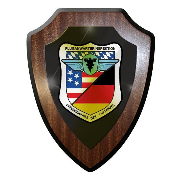 Wappenschild - Fluganwärterinspektion Offizierschule der Luftwaffe Bw #10038