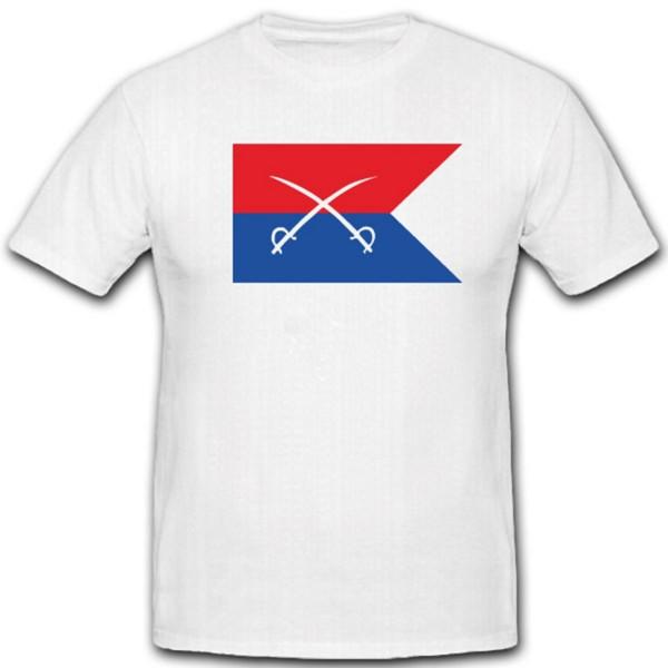 General Custer Flag Generalmajor George Armstrong Custer US Heer T Shirt #1864