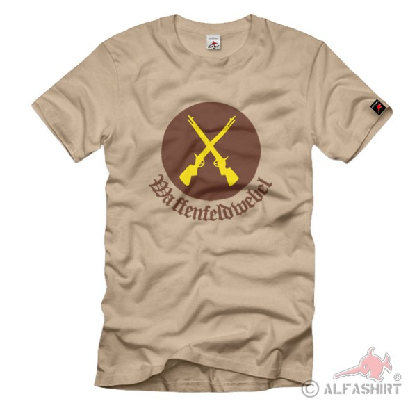 Waffenfeldwebel award Army Group Combat Battle - T Shirt # 1382