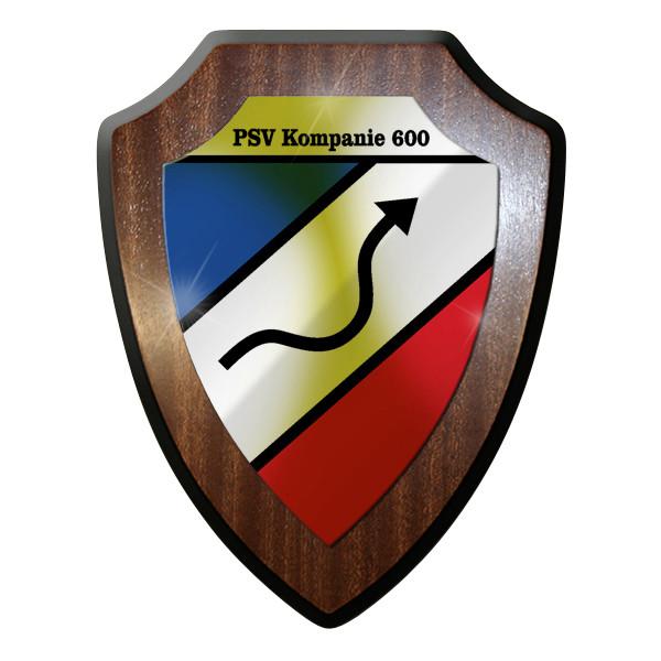 Wappenschild - PSV Kompanie 600 Psychologische Verteidigung Sende Heer #9314