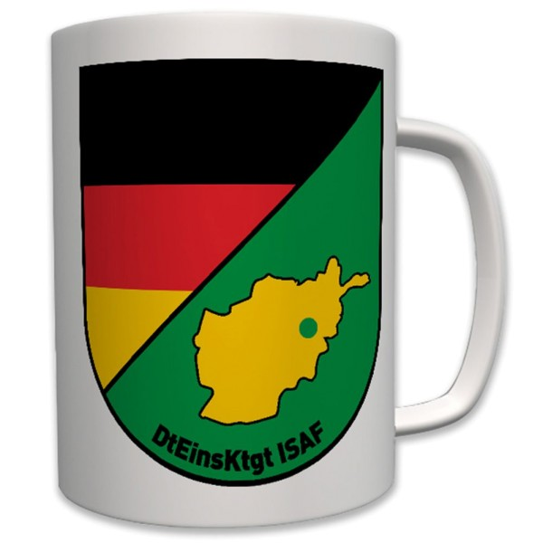 DtEinsKtgt ISAF Deutsches Einsatzkontingent Wappen Auslandseinsatz - #5890