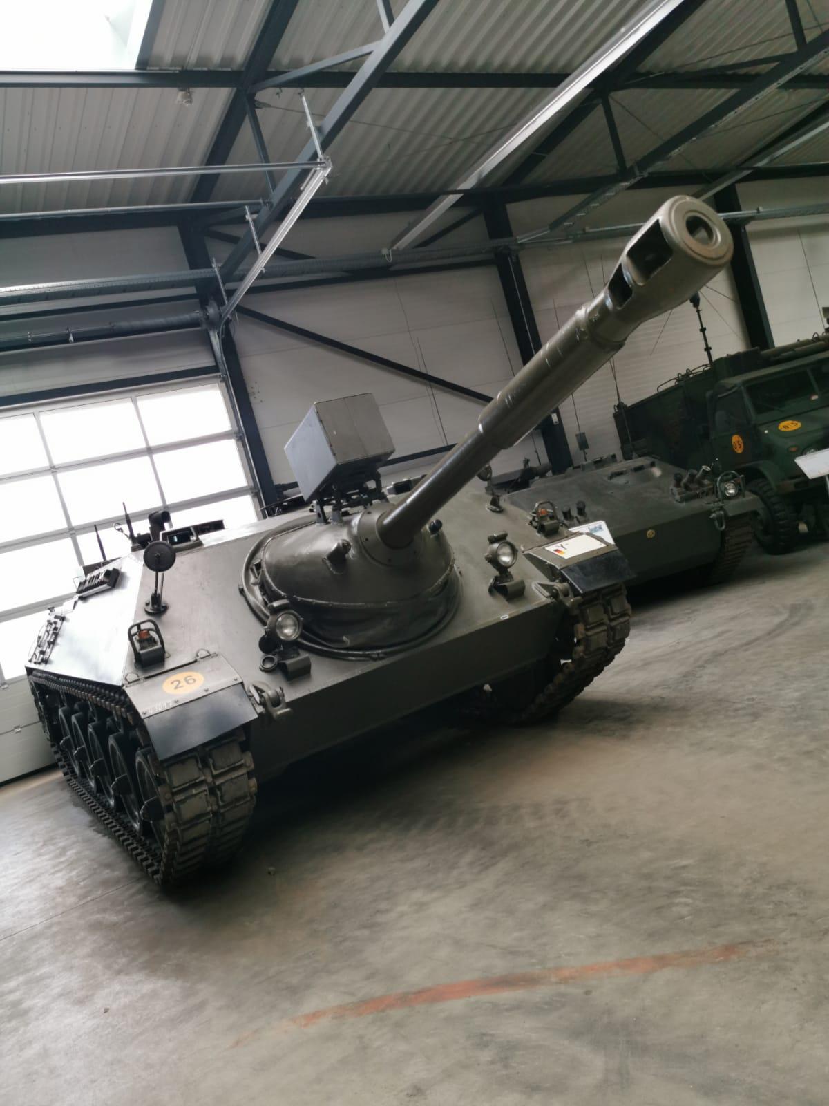 Jagdpanzer-kanone