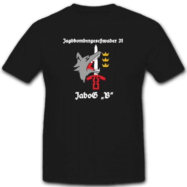 Jagdbombengeschwader Boelcke Variante 2 Luftwaffe JaboG - T Shirt #6795