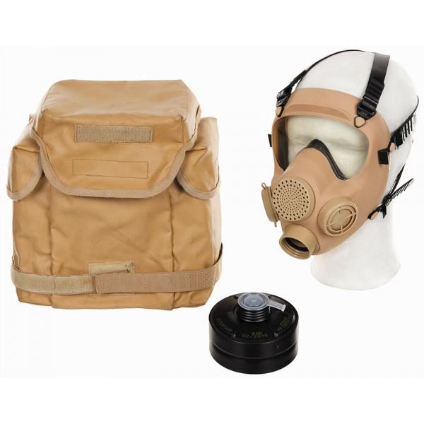 MP5 Maske Filter Schutz ABC Alarm Bundeswehr Luft Notfall Survival #34007