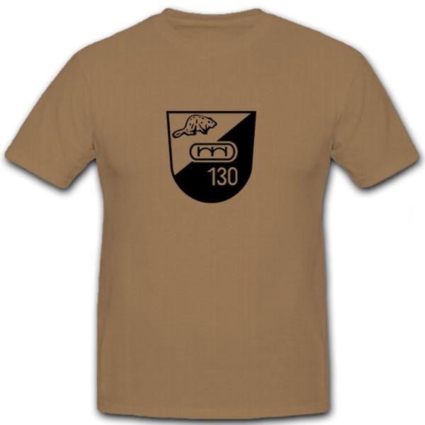 Panzerpionierkompanie 130- T Shirt #6591